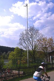 Wetterstation der Stadt Olpe
