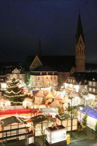 Weihnachtsmarkt-Olpe
