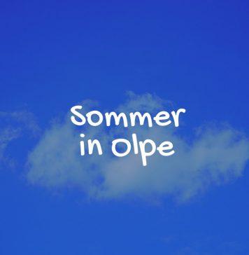 Sommer 2018 in Olpe