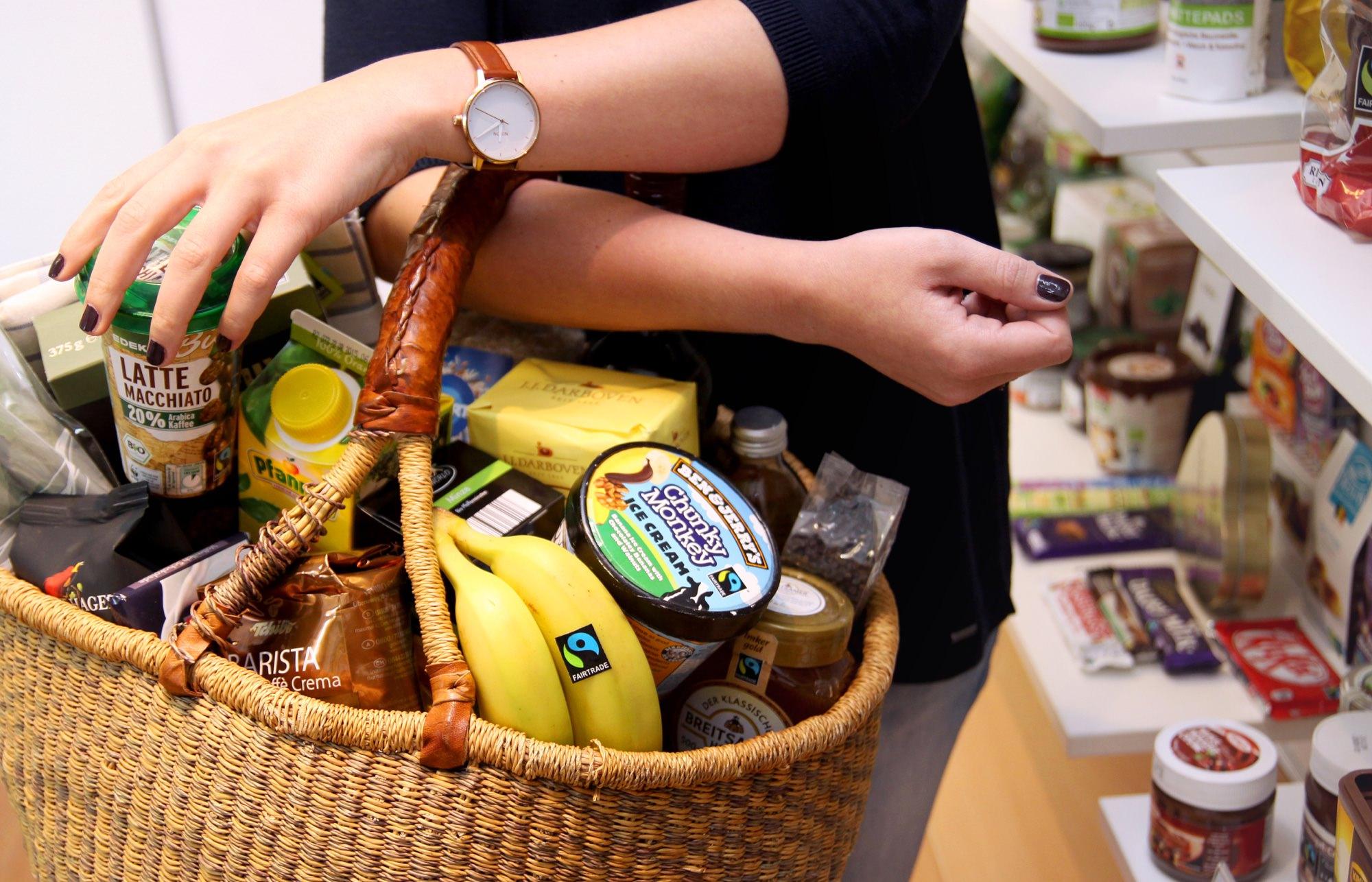 Fairtrade - Produkte - Foto: TransFair e.V. / Fotograf: Miriam Ersch