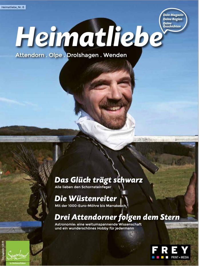 Heimatliebe Attendorn Olpe Drolshagen Wenden