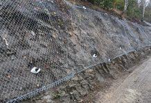 Böschungssicherung Fahrradweg-Olpe-Lindenhardt