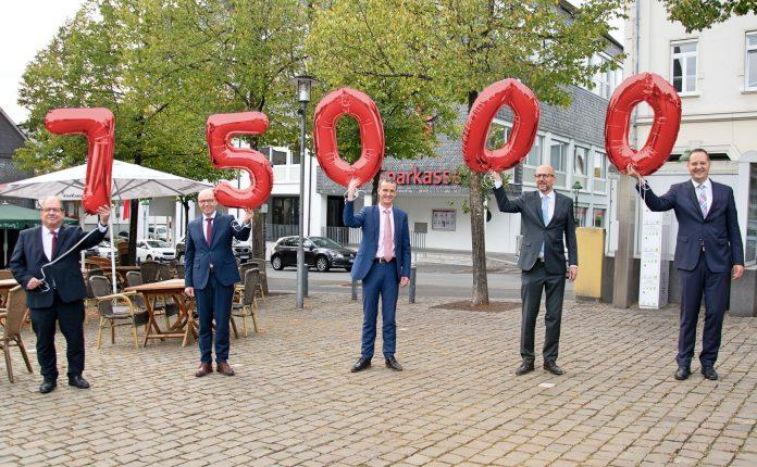 Sparkassen-Vereins-Soforthilfe 2020 Olpe