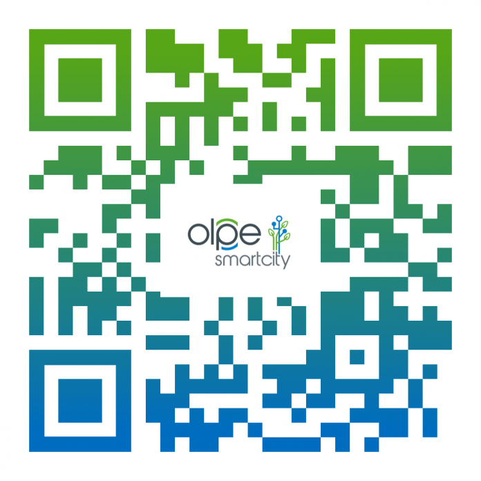 QR-Code SMART-City Olpe